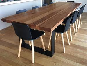 Recycled Messmate Dining Table - Lumber Furniture