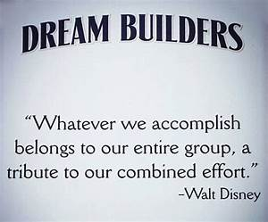 """Whatever ... Team Accomplishments Quotes"