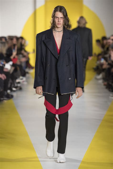 maison margiela fall winter  mens collection