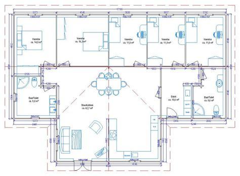 plan de maison 5 ch