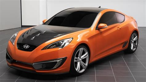 2019 Hyundai Genesis Coupe Concept  Car Photos Catalog 2018