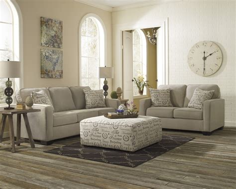 Ashley Furniture Fabric Sofa Sets, Fabric Sofas  As 1660038