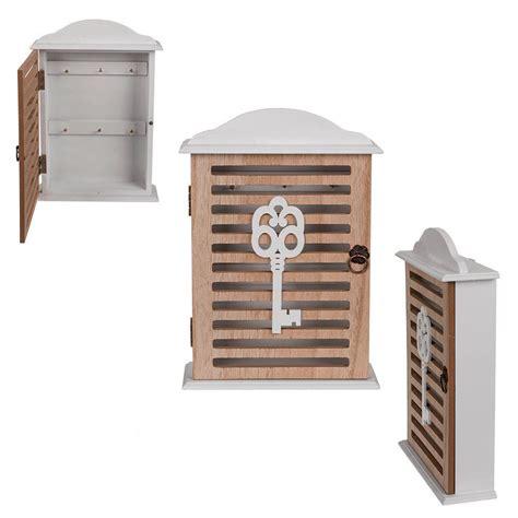 armadietto con chiave armadietto cassetta porta chiavi chiave con 6 ganci in