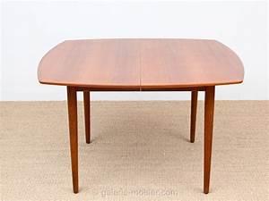 Table A Rallonge 20 Personnes : table scandinave carre e en teck 4 12 pers galerie m bler ~ Teatrodelosmanantiales.com Idées de Décoration