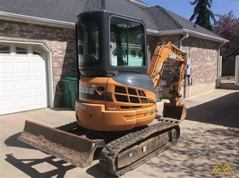 case cxb compact excavator  sale excavators earthmoving equipment  machinemarket
