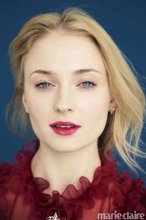 Sophie Turner - Marie Claire US May 2018 • CelebMafia