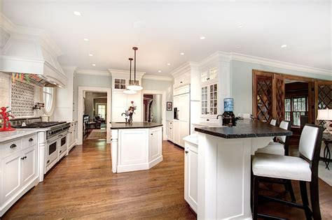 rustic formal dining 45 luxurious kitchens with white cabinets ultimate guide