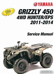 Wiring Diagram 2011 450 Yamaha Grizzly