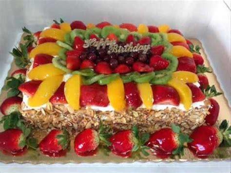 taart decoratie ideeen fruit taart decoratie idee 235 n youtube