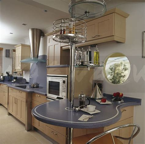Kitchen Breakfast Bar Storage by Image Integral Stainless Steel Storage Shelves Above