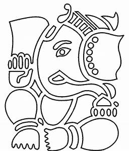 Ganesh Drawings - ClipArt Best