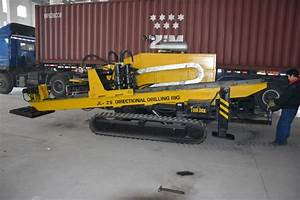 Trenchless Horizontal Directional Drilling Rig For Sale