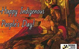 Happy Indigenous People's Day! | Rational Faiths | Mormon Blog