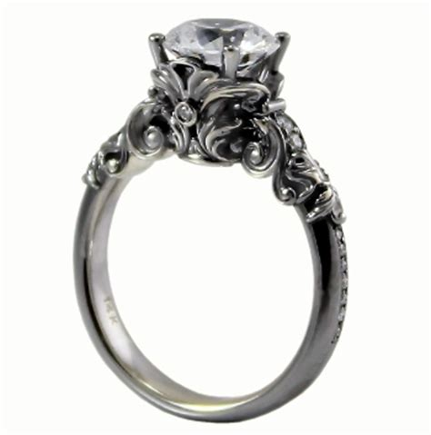 Renaissance Bridal Engagement Ring Collection  Engagement 101. Middle School Rings. Glamour Wedding Rings. Single Lady Rings. Pompom Rings. D Name Rings. Middle Finger Rings. Weird Wedding Rings. Alphabet Wedding Rings