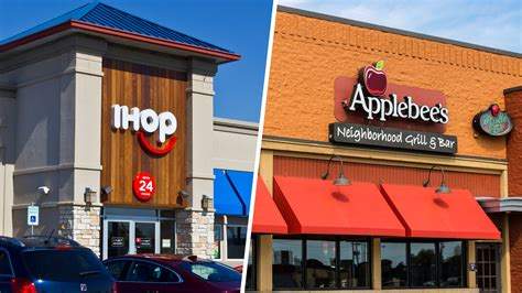 cuisine location applebee s and ihop closing restaurants today com