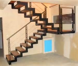 escalier int 233 rieur metal concept escalier ferronnerie