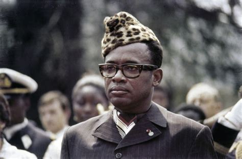 Revisiting Africa's 20th Century Dictators: Mobutu Sese ...