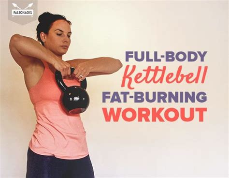 workout kettlebell fat body burning exercises burn cardio training exercise diyjoy shape butt tummy years paleohacks quick abs