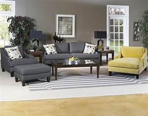 Meuble Moderne Salon : d co moderne pour le salon 85 id es avec canap gris ~ Teatrodelosmanantiales.com Idées de Décoration