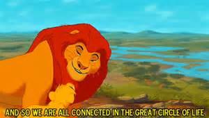 lion king copied   japanese cartoon heres