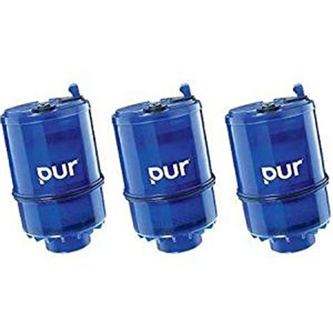 pur 3 stage faucet filter refill pur faucet mount replacement water filter