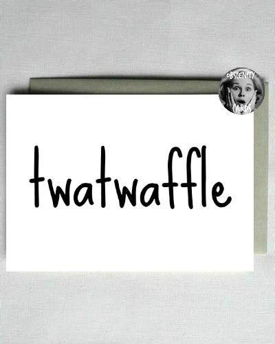 twatwaffle card