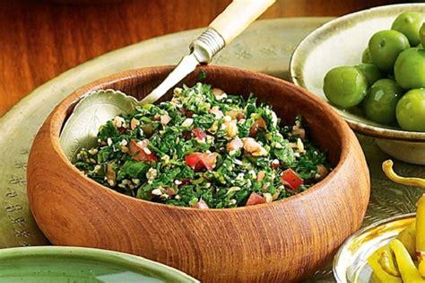 tabule libanese la ricetta  il bulgur originale ricette