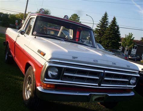 ford truck ford f series pickup truck history from 1973 1979