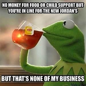 Kermit Tea None Of My Business Quotes. QuotesGram