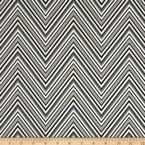 Grey And White Chevron Fabric by Remix Chevron Grey Discount Designer Fabric Fabric