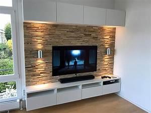 Wohnzimmer Wand Holz : tv wand holz 1412 28 images the 25 best tv wand holz ~ Lizthompson.info Haus und Dekorationen