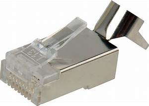 Belden Hipmprj45cat6gc Rj45 Category 6 Shielded Plug W