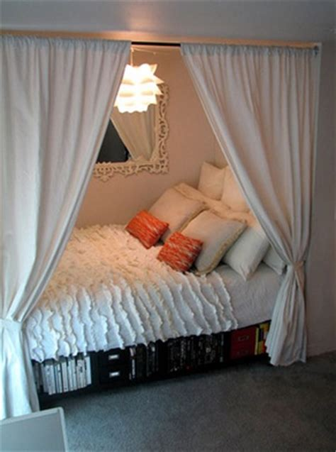 hiding bed in studio creative ideas for studio apartments nest dc