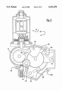 Patent Us6111378 - Window Wiper Motor System For An Automotive Vehicle