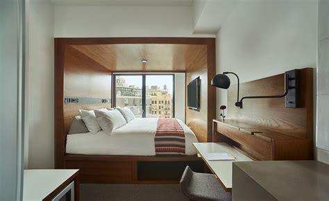 arlo hotel hudson square hotel review  york usa