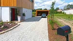Einfahrt Mit Kies : einfahrt kies wohndesign und inneneinrichtung ~ Lizthompson.info Haus und Dekorationen