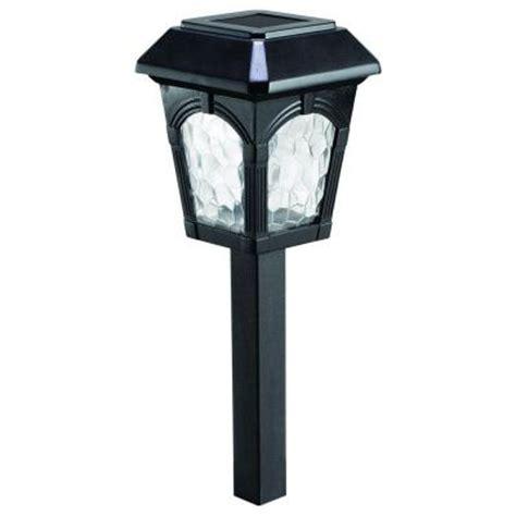 solar lights home depot westinghouse grafton solar light set 6 782006