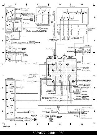 2010 Jeep Wrangler Unlimited Sport Wiring Diagram by Fuse Box Diagram Jeep Wrangler Forum