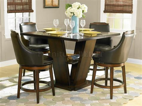bar dining table set ordinary zappa counter height dining table large size