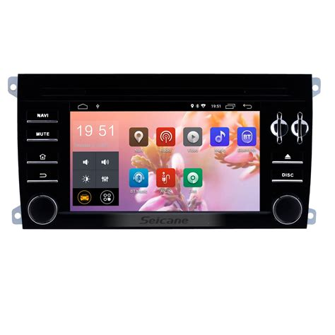Therefore, more and more car owners would like to replace their factory radio with a new aftermarket car radio so as to get access to a lot of upgraded and brand new features. Android 8.1 GPS Navigation System Stereo for 2003 2004 2005 2006-2011 Porsche Cayenne With Video ...