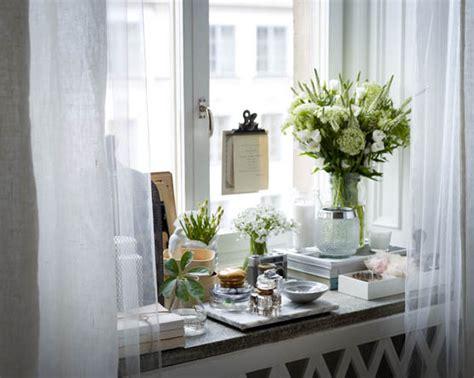 Dekoration Fensterbank by Fensterbank Dekorieren Freshouse