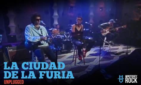 En La Ciudad De La Furia Soda Stereo Y Andrea Echeverry