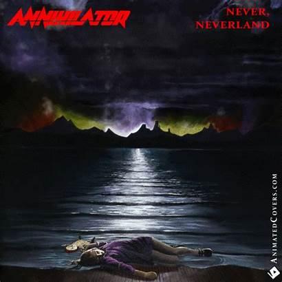Never Annihilator Neverland Album Animated Metal Covers