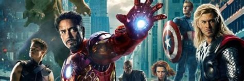 The Avengers Movie Poster Featuring Cast Collider