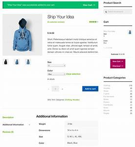 One woocommerce theme to rule them all storefront skyverge for Woocommerce custom product template