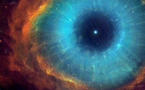 Clear HD. 2559 x 1599. Eye of the universe. | Wallpaper