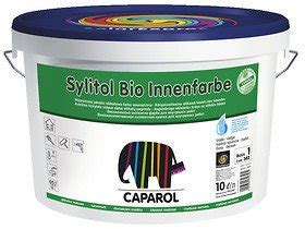 caparol bio innenfarbe caparol sylitol bio innenfarbe 10l abud materiały budowlane