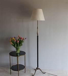 antique lighting floor lamps norfolk decorative antiques With antique gas floor lamp