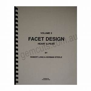 Facet Design Volume 3 - Heart And Pear  M Marketing