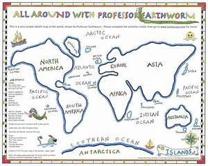 Geography With A Simple  U0026quot Sketch Map U0026quot